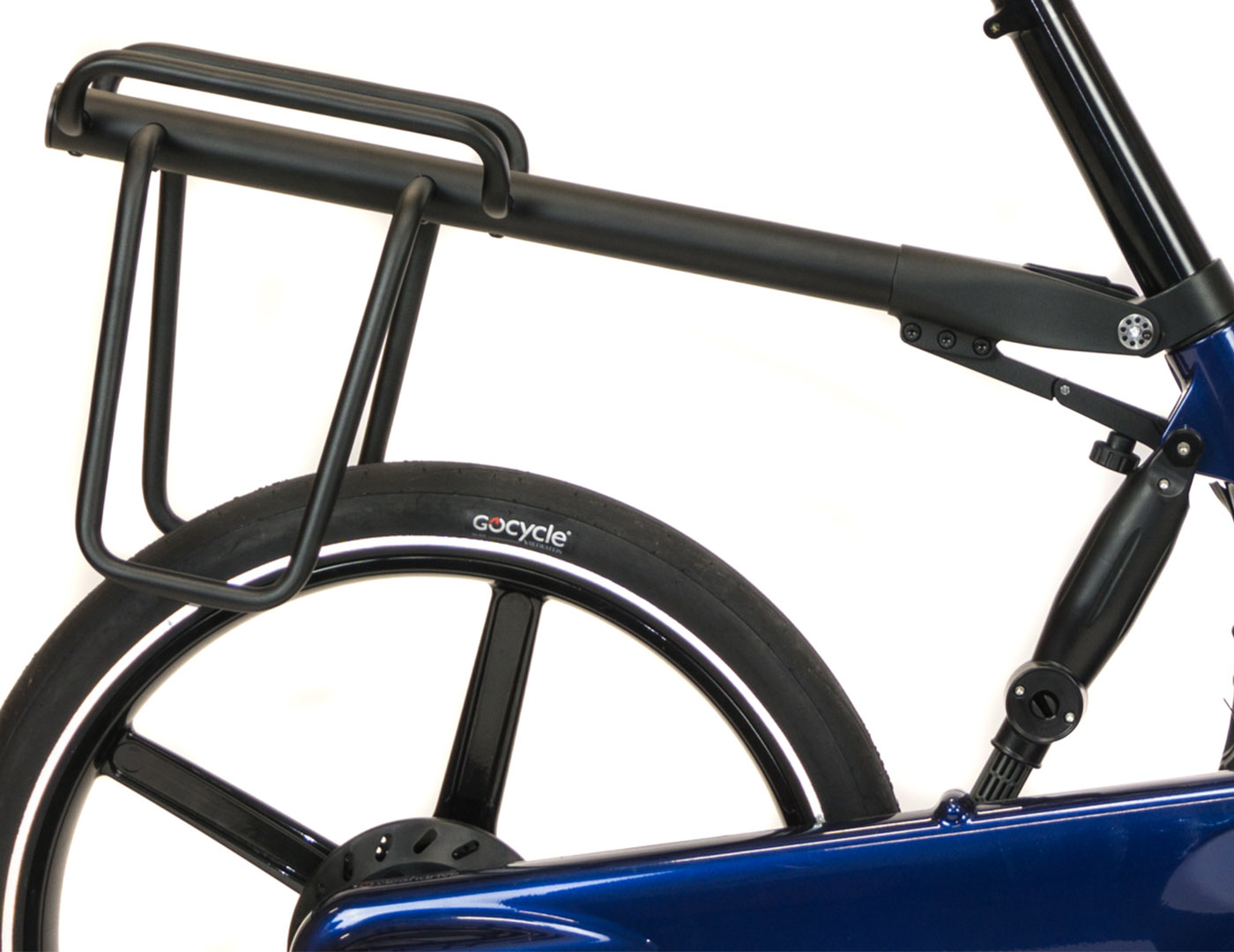 GX and GXi Rear luggage rack